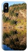 Rampart Ridge In Rachael Lake IPhone Case