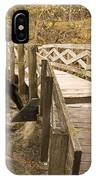Ramsey Creek Scene 6 IPhone Case