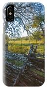 Ranch Fence IPhone Case
