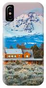 Ranch House And Sisters IPhone Case