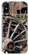 Ranch Wagon IPhone Case