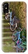 Range Of Bikes IPhone Case