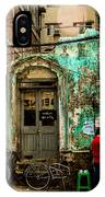 Rangoon's Colonial Remains IPhone Case