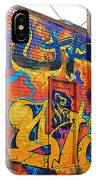 Rant Alley IPhone Case