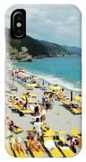 Rapallo Beach IPhone Case