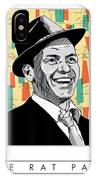 Rat Pack Pop Art IPhone Case by Jim Zahniser
