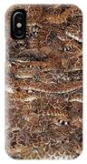 Rattle Snake Round-up IPhone Case
