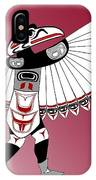 Raven Dancer IPhone Case