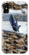 Raven Departs IPhone X Case