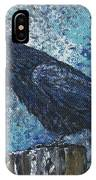 Raven Study 3 IPhone Case