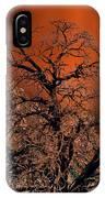 Ravens Tree IPhone Case