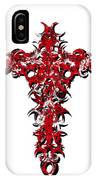 Ravi Cross 3 IPhone Case