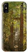 Ravine Gardens State Park In Palatka Fl IPhone Case