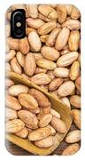 Raw Cacao Beans IPhone Case
