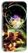 Raw Fractal IPhone Case