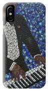 Keyboard Blues IPhone Case