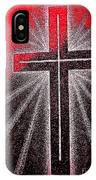 Rays Of Love IPhone Case