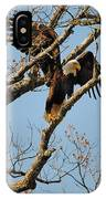 Reach For New Heights IPhone Case
