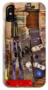 Ready For Sand Skiing IPhone Case