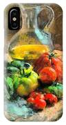 Ready For The Italian Sauce IPhone Case