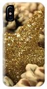 Real Gold IPhone Case
