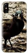 Really It Is Mine- Says The Grackle Bird IPhone Case
