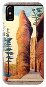 Reared Window IPhone Case