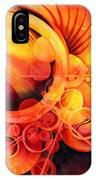 Rebirth - Phoenix IPhone Case