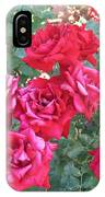 Red And Pink Roses IPhone Case