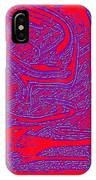 Red And Purple IPhone Case
