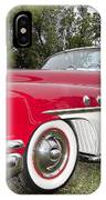 Red And White Classic IPhone Case