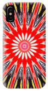 Red Arrow Abstract IPhone Case