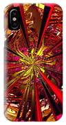 Red Ball 9 Enter The Sun IPhone Case