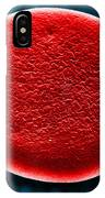Red Blood Cell Sem IPhone Case