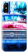 Red Buick  IPhone Case