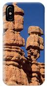 Red Canyon Utah IPhone Case