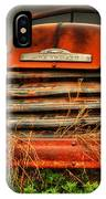 Red Chevy IPhone Case