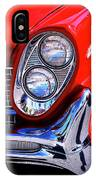 Red Hot Continental Palm Springs IPhone Case