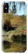 Red Cow Farm IPhone Case