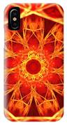 Red Dynasty IPhone Case