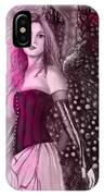 Red Fairy IPhone Case