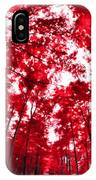 Red I IPhone Case