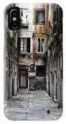 Red In Venice IPhone Case