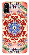 Red Karma IPhone Case