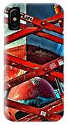 Red Lift IPhone Case