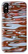 Red Meditation IPhone Case