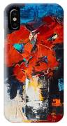 Red Passion IPhone Case