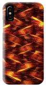 Red Pine IPhone Case