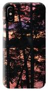 Red Pines IPhone Case