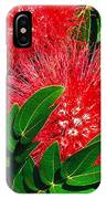 Red Powder Puff IPhone Case